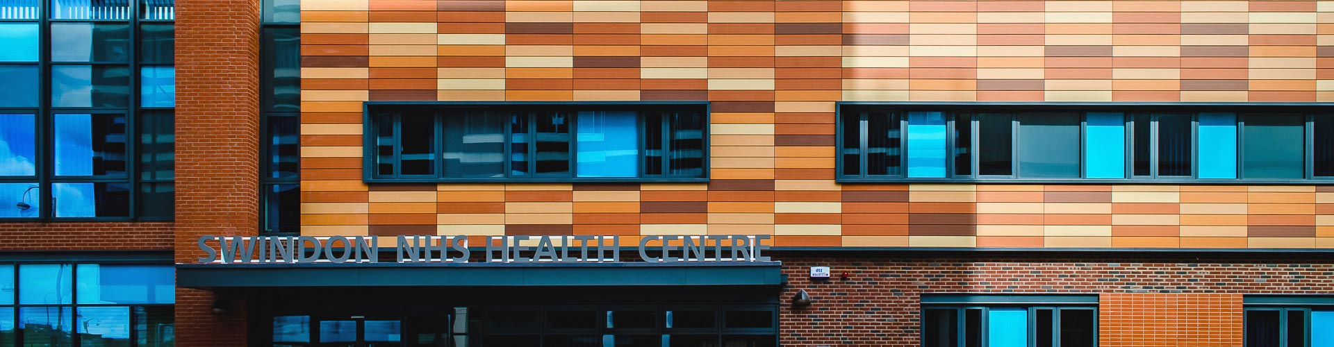 T & T Facades Swindon Health Centre (1 Of 1)