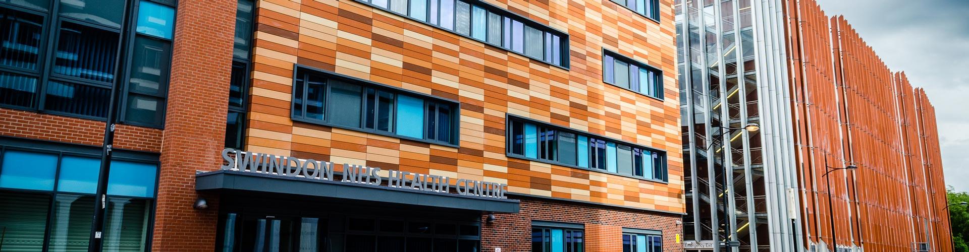T & T Facades Swindon Health Centre 2