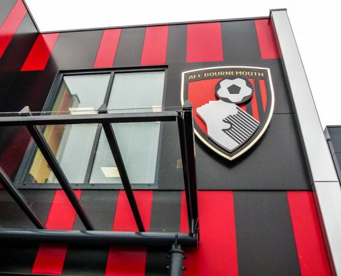 Afc Bournemouth T T Carpentry And Facades 1