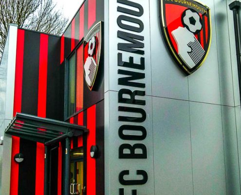 Afc Bournemouth T T Carpentry And Facades 3