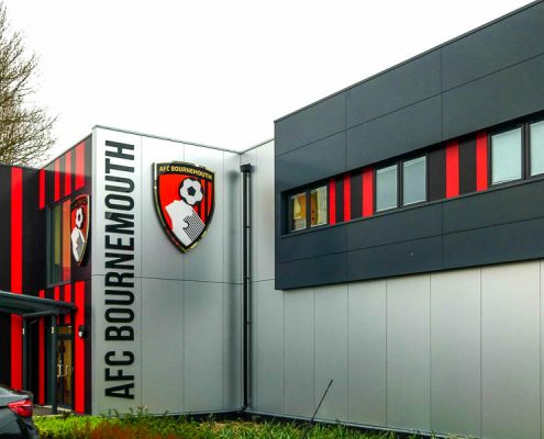 Afc Bournemouth T T Carpentry And Facades 4