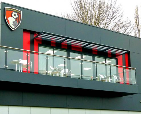 Afc Bournemouth T T Carpentry And Facades 5