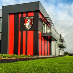 AFC Bournemouth, T&T Carpentry & Facades Cladding Works 5