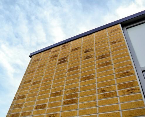 Merton School Gebrik & Envirowall Render, T&T Carpentry & Facades 11