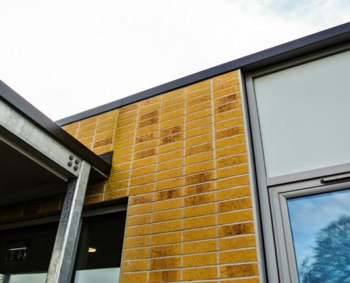 Merton School Gebrik & Envirowall Render, T&T Carpentry & Facades 5