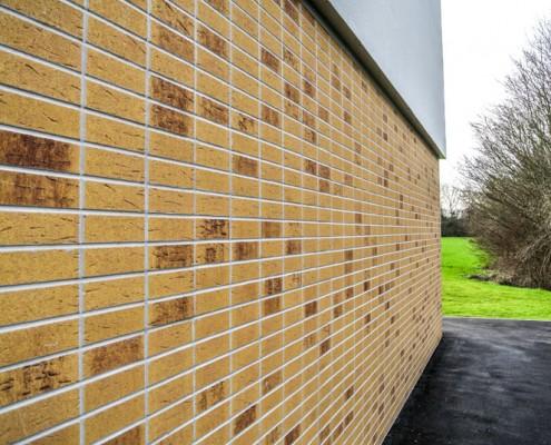 Merton School Gebrik & Envirowall Render, T&T Carpentry & Facades 9
