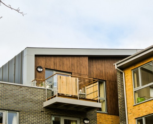 T&T Carpentry & Facades, Collingwood Court 19