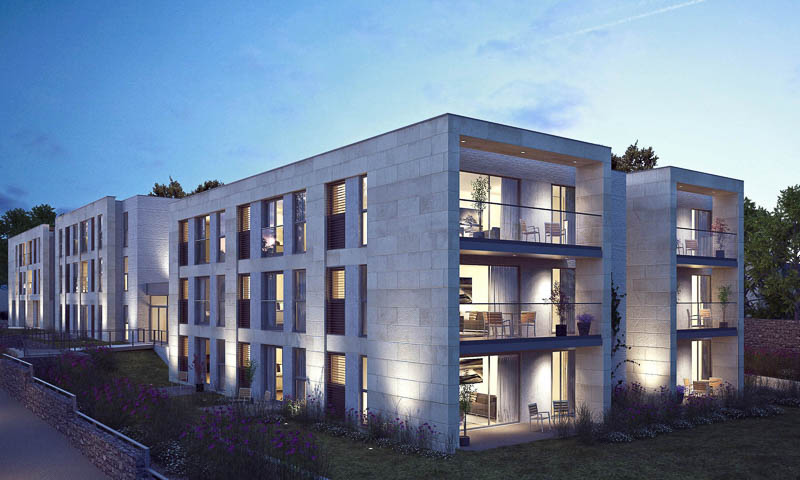 Cirencester Care Home T T Carpentry And Facades 1