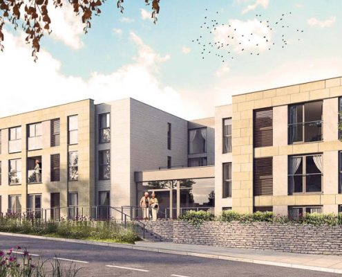 Cirencester Care Home T T Carpentry And Facades 3
