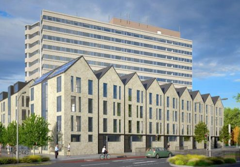 East Street Southampton Cladding Works T&T Facades