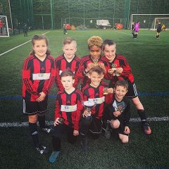 Crofton Hammond Under 9's Final Match Web