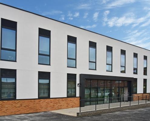 Robert Clack School, Dagenham