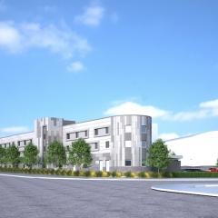 Bridgwater Gateway Premier Inn CGI Web